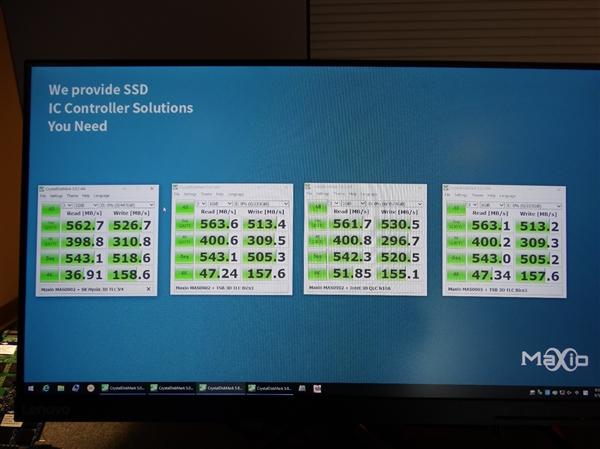 联芸推出国产NVMe固态盘主控:支持QLC、最大4TB