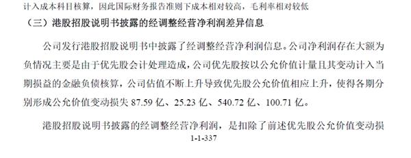 解读小米CDR招股书:2017年净利润亏损438.9亿 小米到底赚不赚钱?