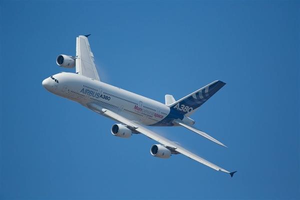 服役10年的首架空客A380无人接盘:将被拆散零件变卖