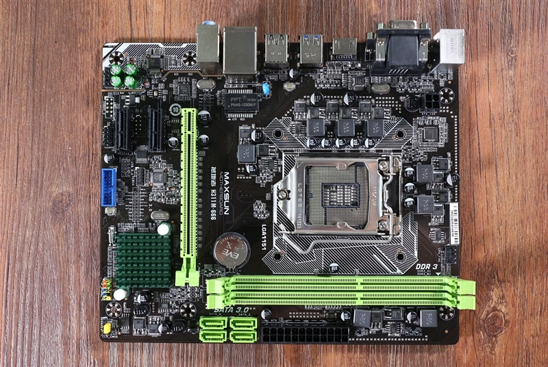 铭瑄憾地者H311M-666主板评测:搭载DDR3内存+极低功耗