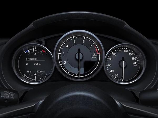 2019款马自达MX-5官图发布:最大功率至184马力