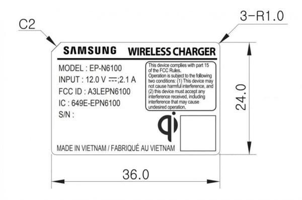 三星Galaxy Note 9曝光:或将配备新型无线充电器