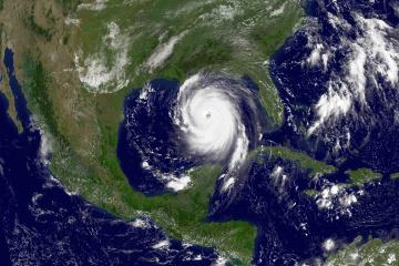 """神奇的飓风:""""雌性""""的更致命"""