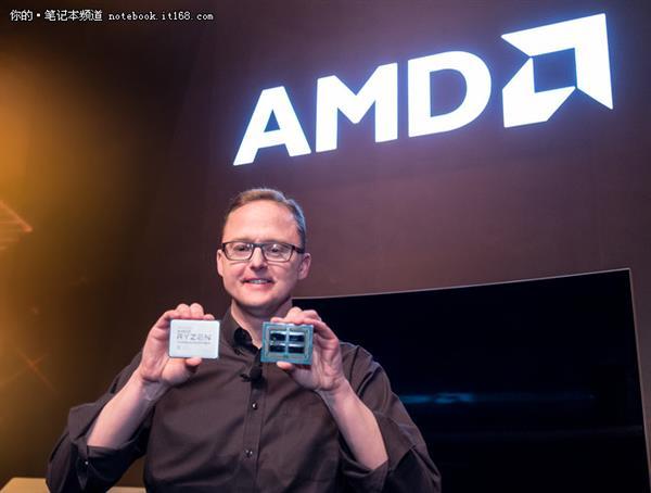 幸有AMD锐龙 CPU性能从10%的牙膏式步进跨到78%