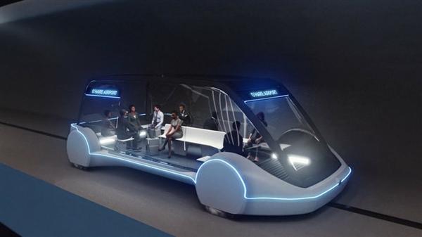 马斯克Boring公司中标芝加哥高速列车项目:单程快230%