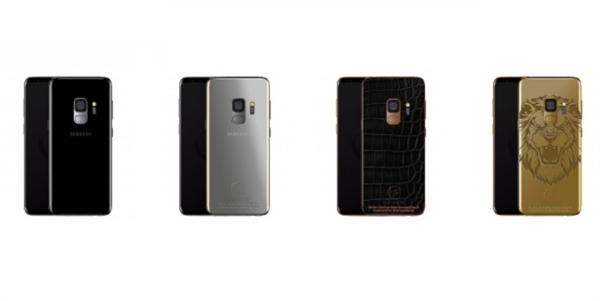 三星Galaxy S9/S9+定制版亮相:售价约两万
