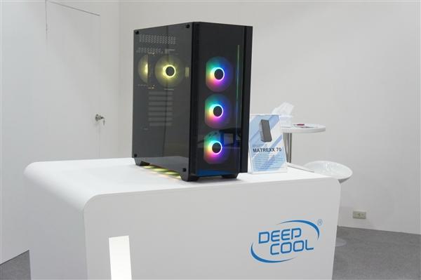 机箱+风冷+水冷+电源:九州风神新品一次看个够