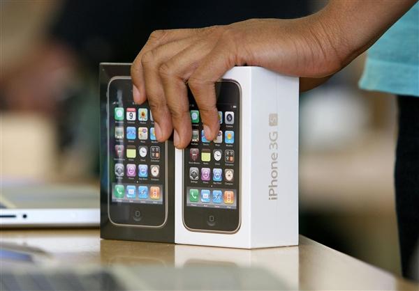 iPhone 3GS重新上架发售:260元