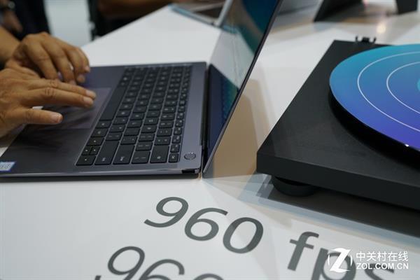 91%屏占比!華為MateBook X Pro上手