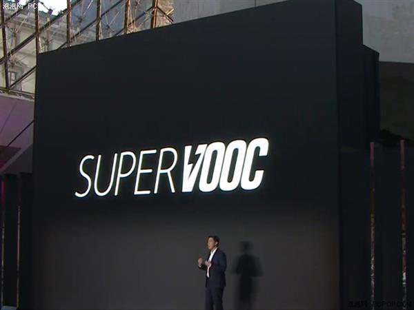 OPPO Find X来了:SuperVOOC闪充谁与争锋