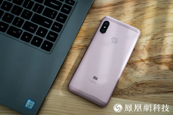 千元售价:红米6 Pro真机图 5.84寸全面屏+骁龙625