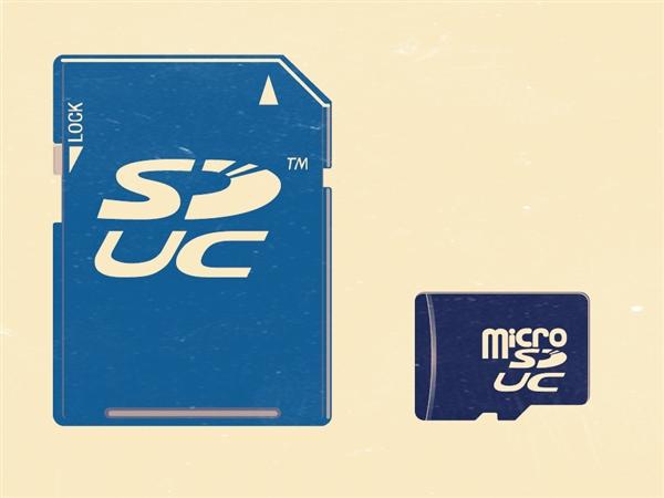 SD 7.0标准发布:最高传输速度985MB/s、UC卡最大128TB