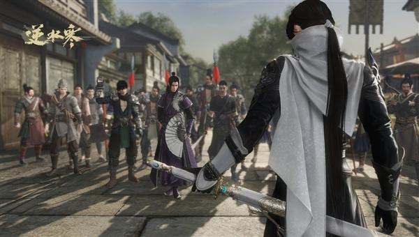 《逆水寒》游戏技能图标涉抄袭《DOTA2》 官方致歉