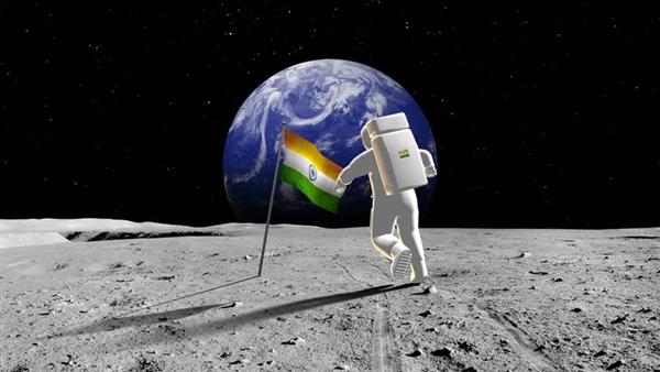 印度今年发射月球车 勘探水资源和清洁核燃料氦-3