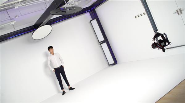 京东全球首创智能摄影棚 一分钟完成一条商品视频