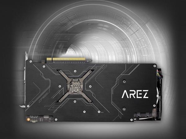 华硕为AMD露卡另开炉灶:AREZ品牌首卖