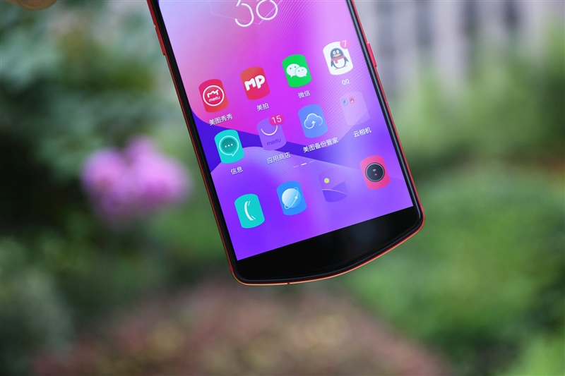 前后索尼双摄 美图T9评测:第一台全身美型的手机
