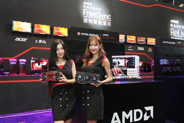 AMD锐龙处理器喜获ChinaJoy2018黑金游玩坚硬件官方年度父亲奖品