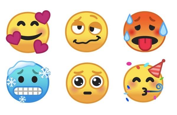 0新变化:加入大量表情符号图片