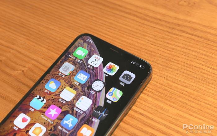 iphone xs max上手:大尺寸是刷新售价的勇气?图片