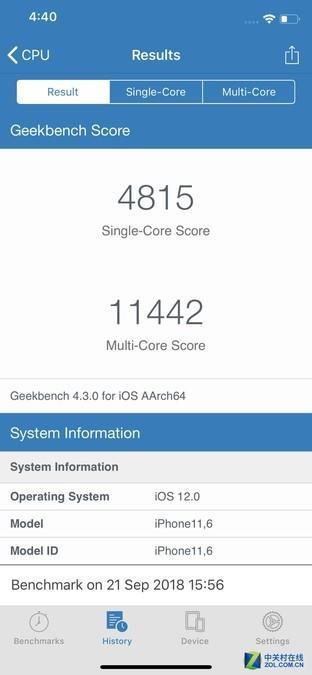 iPhone XS上手:迄今为止最完美iPhone