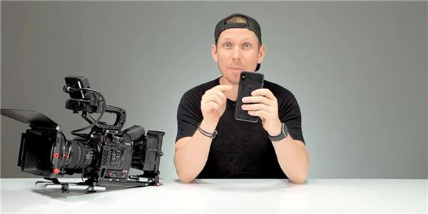 摄影师会玩系列:iPhone XS Max vs 佳能C200