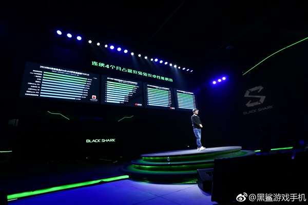 黑鲨游戏手机Helo正式发布:全球首发10GB内存 4199元
