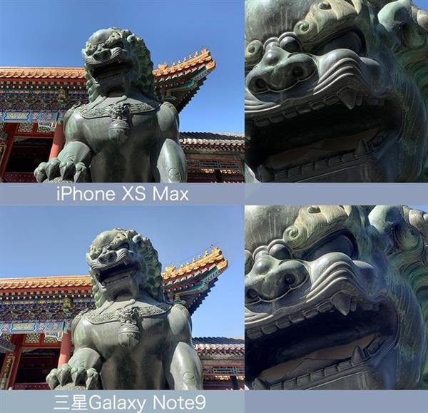 iPhone XS/三星Note9互怼:苹果输在这儿