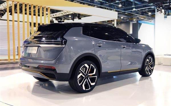 电咖汽车ME7将明年交付 前保时捷设计师主导设计 综合续航达500km