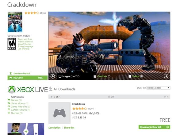 经典ARPG大作:《除暴战警1》在Xbox商店免费了