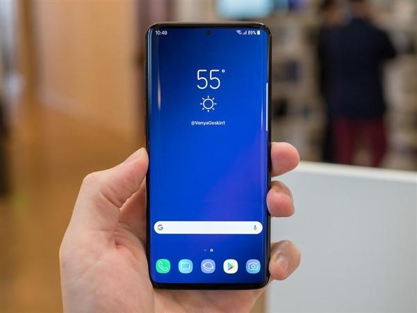 三星Galaxy S10将明年2月发布 折叠屏手机发布需等到3月