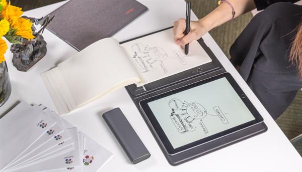 小米有品上架智能记事本:原笔迹还原/自动保存
