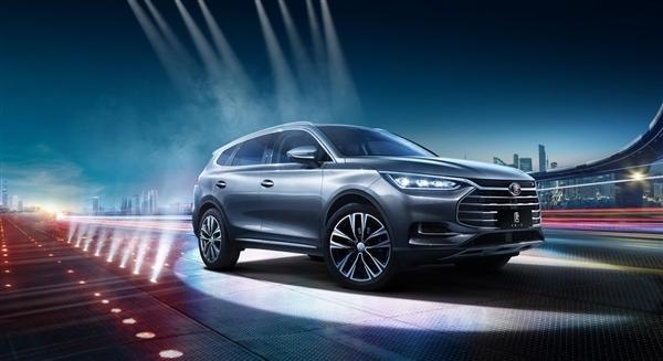 比亚迪唐全新五座版车型上市 指导价区间为12.99-27.49万元