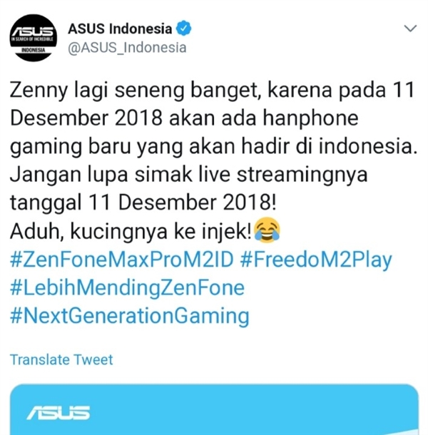 华硕ZenFone Max Pro M2即将发布:12月11日见