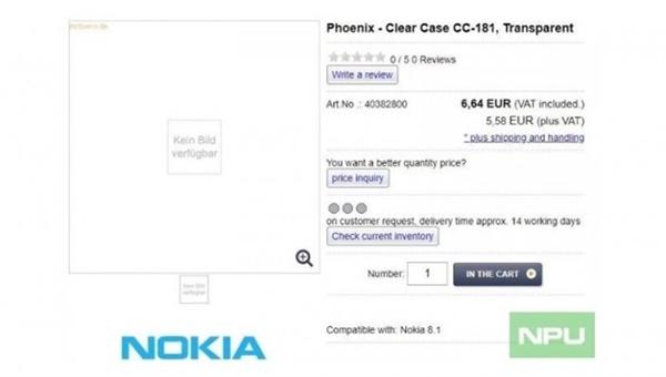 诺基亚9 PureView预计12月5日发布 诺基亚8.1同时亮相