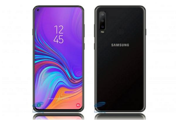 三星Galaxy A8s配置曝光 将搭载骁龙710