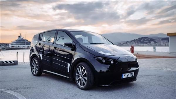 随开随充的太阳能电池车 售价不到13万电池成本7万多