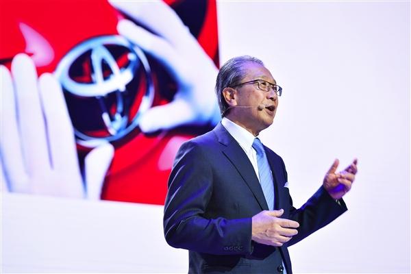 丰田全球高层重组中国区换帅:章男亲任品牌大使