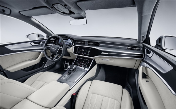 新一代奥迪A7将上市 换装A8内饰 配家族最炫尾灯
