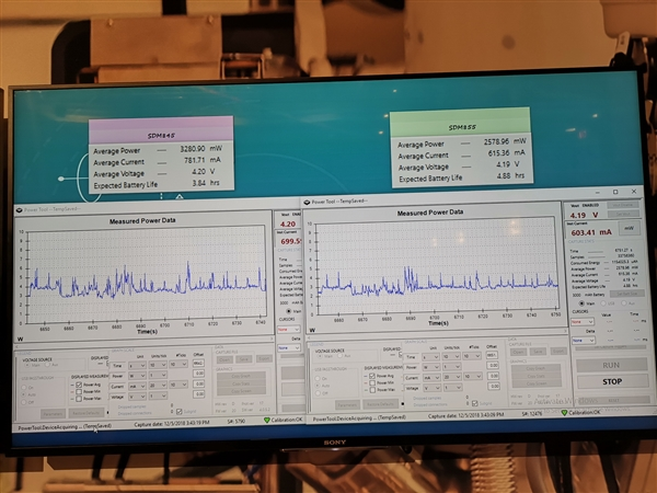 骁龙855/骁龙845实际功耗对比:大降20%