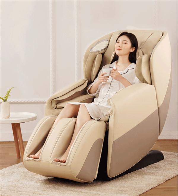 小米众筹上架AI全身按摩椅 预计明年1月15日起开始发货