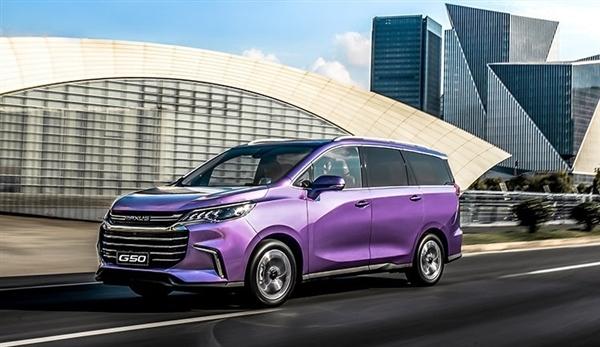 上汽大通2019新车规划 6款新车MPV车型成绝对主力