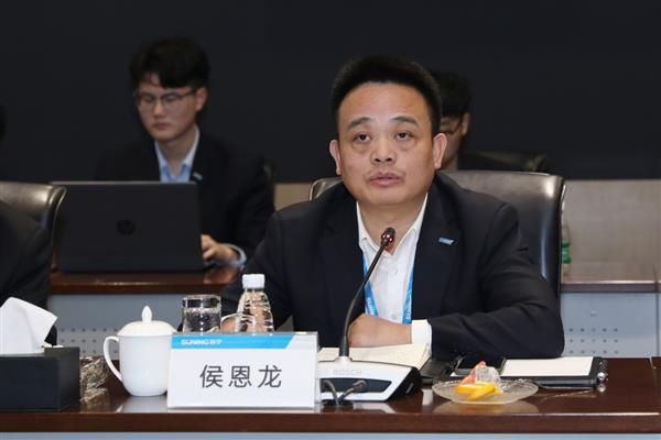小米王川现身苏宁 2019年战略合作剑指全品类