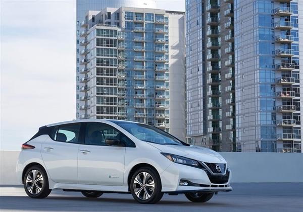 日产聆风E-plus版车型发布 综合续航里程达到570公里