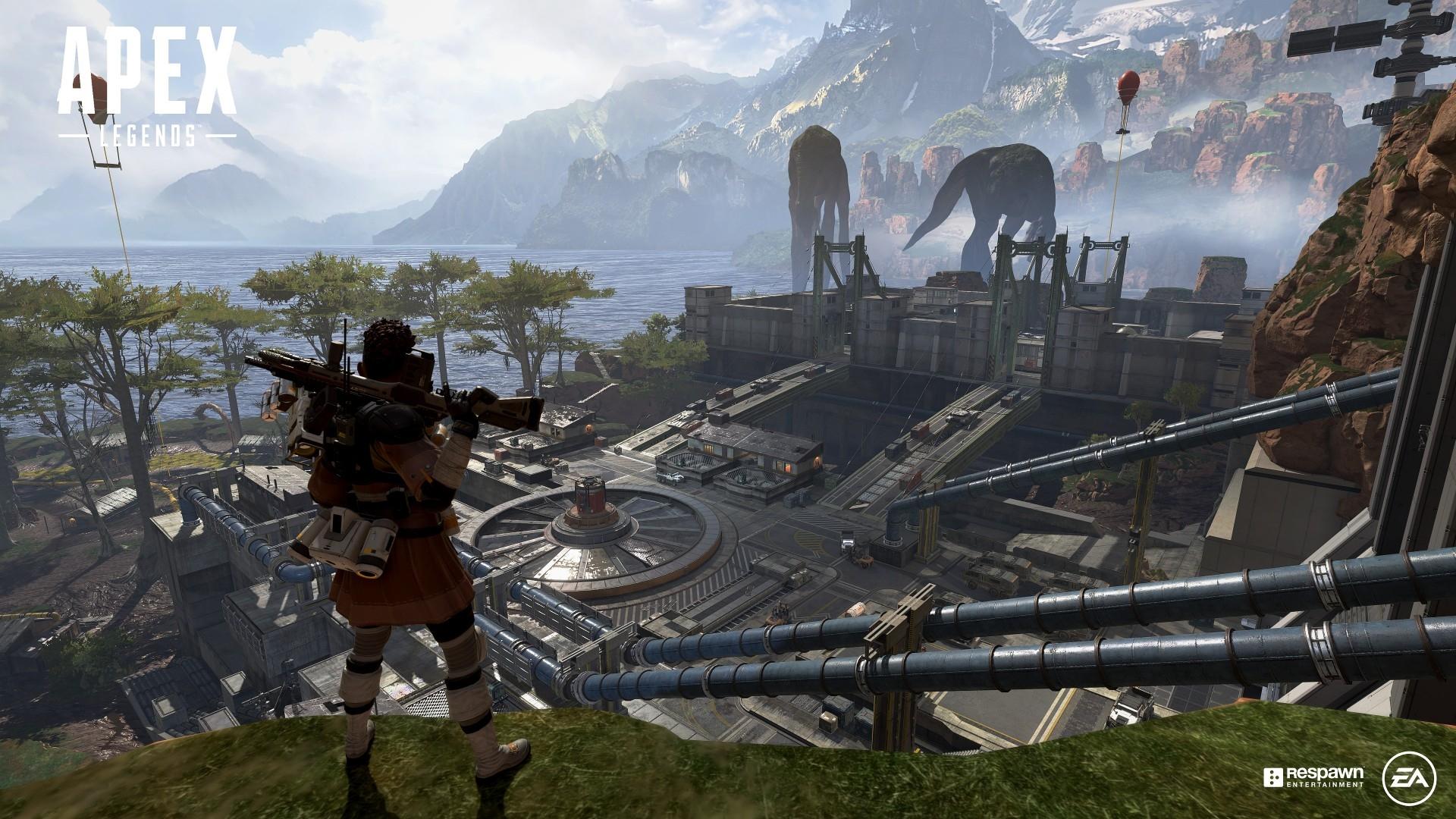 《APEX英雄——EA出品的免费吃鸡游戏》