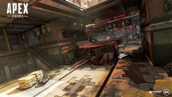 EA发布《Apex英雄》