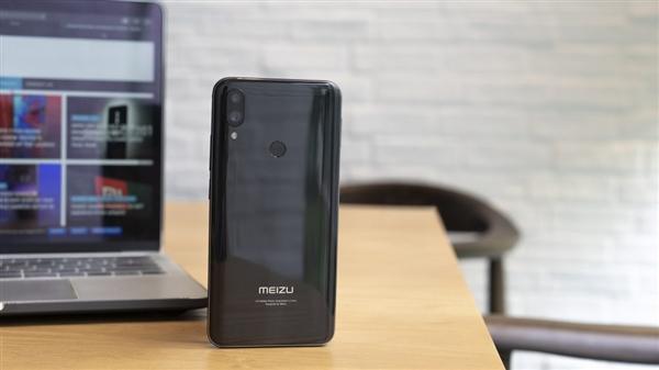 《魅族Note 9外媒提前上手发布:颜值给力》