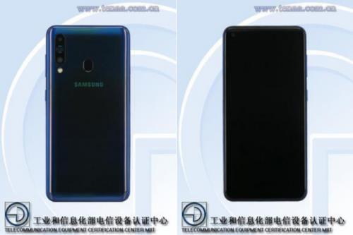 三星Galaxy A60证件照曝光:6.3英寸开孔全面屏设计