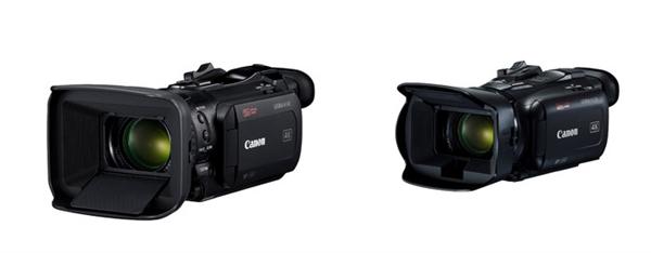 佳能一口氣發布了6款全新的4K數碼攝像機產品