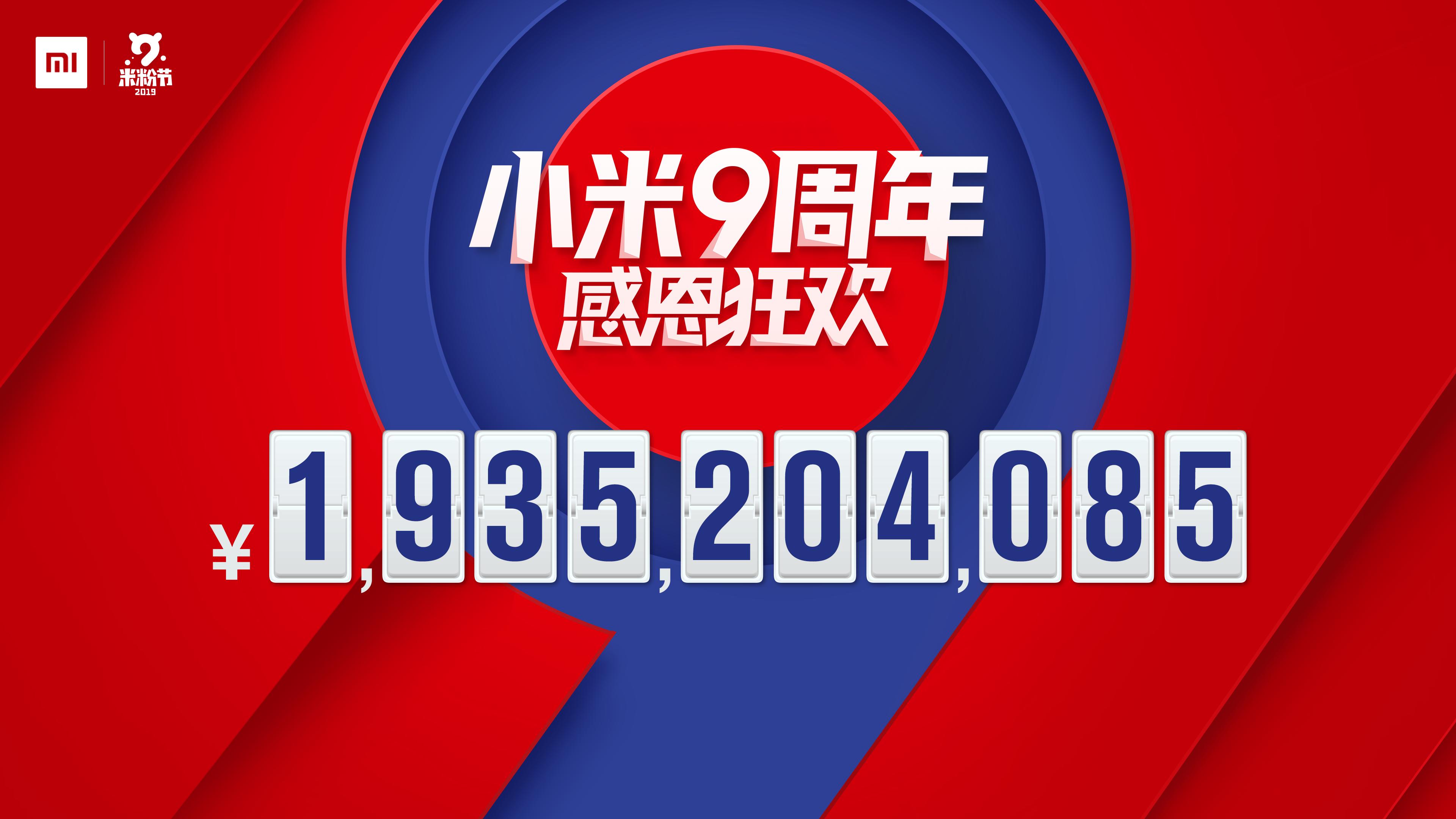 Xiaomi a réalisé 264 000 000€ de chiffre d'affaire en 24 heures ! ()